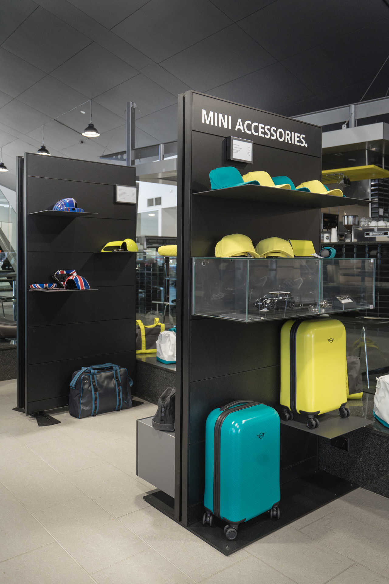 Mini Garage Brisbane Jemson Fit Outs And Technical Furniture